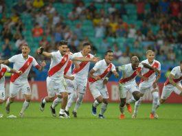 Perú va a la final